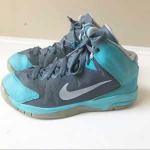 NIKE 2.5 Youth basketball Quikkness shoes